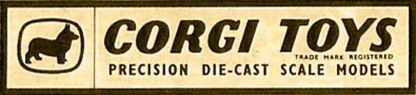 Corgi Diecast