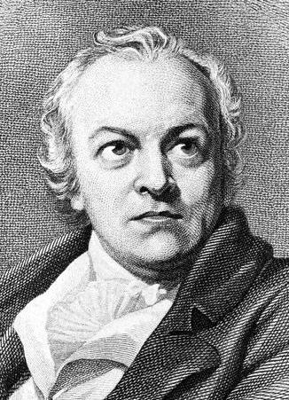 Was william blake a romantic poet