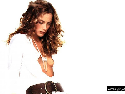 Carolyn Murphy, Sexy American Babe Wallpapers