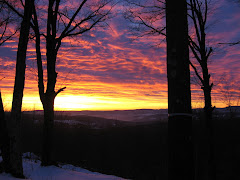 Sunrise in the Catskills