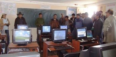Las TIC's en Bolivia