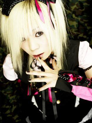 To get the Visual Kei look wear eye-catching makeup, an unusual ...