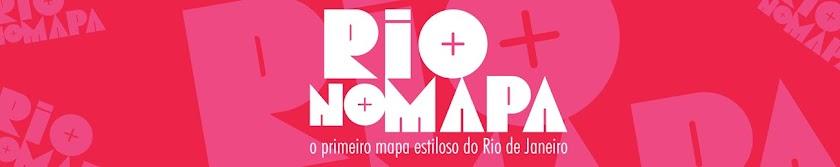 Rio no Mapa