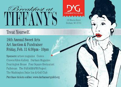 DAG Sweet Arts Poster