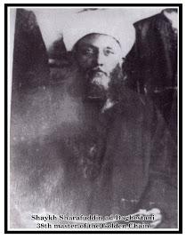 Syeikh Sharafudin Ad Dagistani q.s.