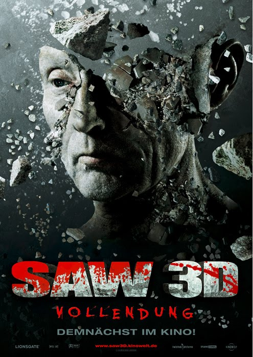 Will you go watch the final Saw movie?