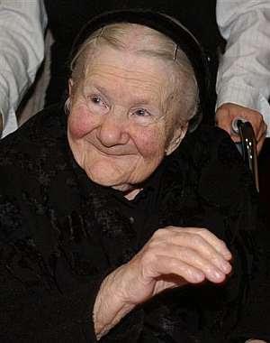 Irena Sendler, heroína de la II Guerra Mundial Alberto15210