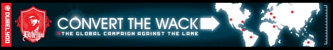 CONVERT THE WACK