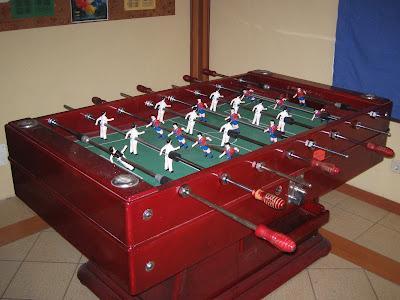 Humbert sanz futbol de mesa for Juego de mesa de futbol