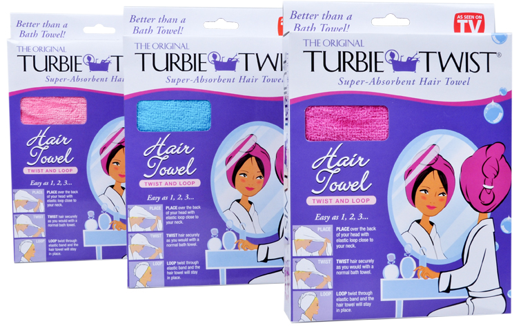 Turbie Twist Bed Bath And Beyond