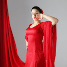 Charmi in Red  Cute  Photoshoot