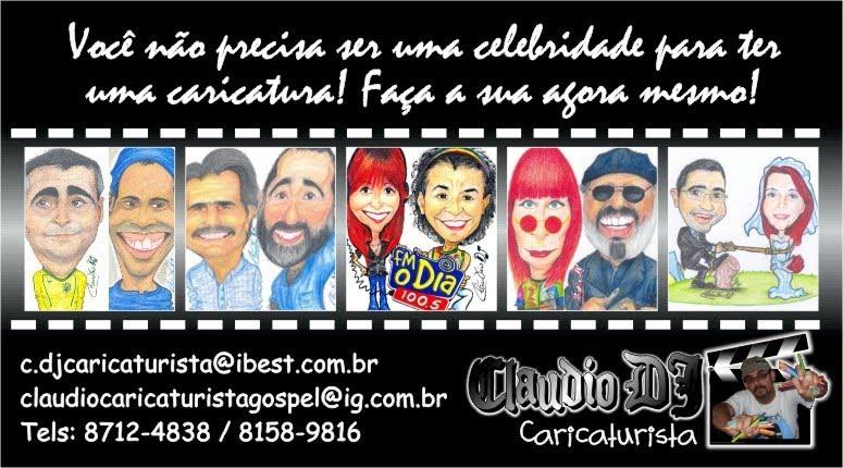 Claudio DJ caricaturista