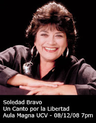Soledad Bravo