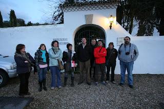 Civitur en Hotel Rural Viña las Torres
