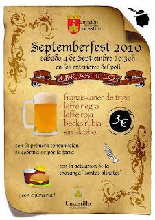 Septemberfest Uncastillo