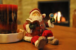Papa Noel en Uncastillo