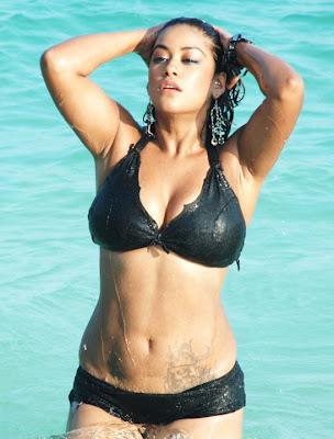 Mumaith khan in hot hot bikini