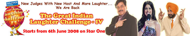The Great Indian Laughter Challenge 4