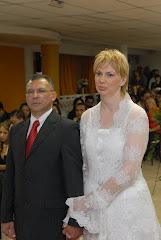 """CASAMENTO """" ERIKA GIBBA  &  VOLMÁRIO GUERRA"""