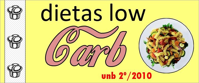 Dietas Low Carb