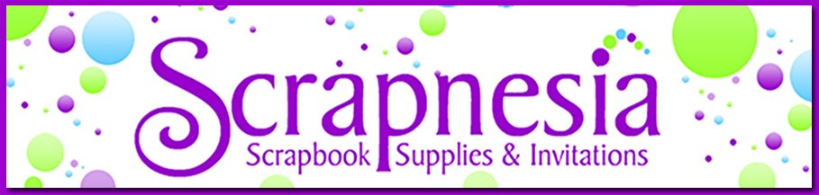 Scrapnesia Scrapbook Supplies & Invitations