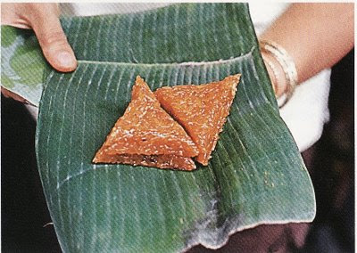 Cooking with Banana Leaves