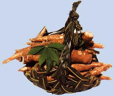 Daun Singkong (Cassava Leaves)