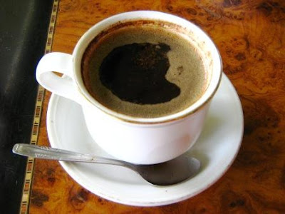 Kopi Tubruk (Indonesian Coffee)