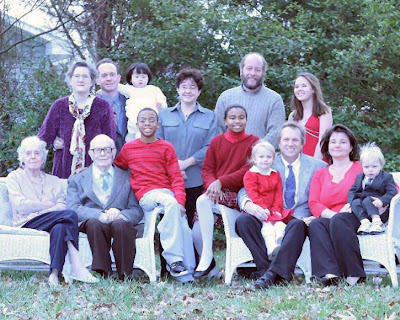 Cook Family, 2007