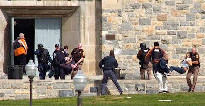 Massacre at Virginia Tech