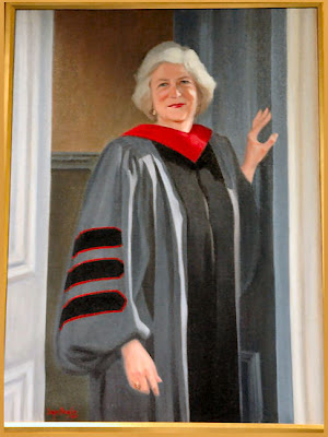 The Very Reverend Martha Horne
