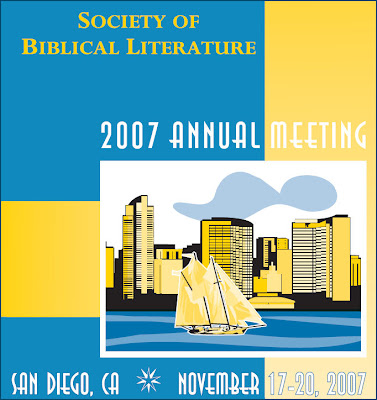 2007 SBL in San Diego