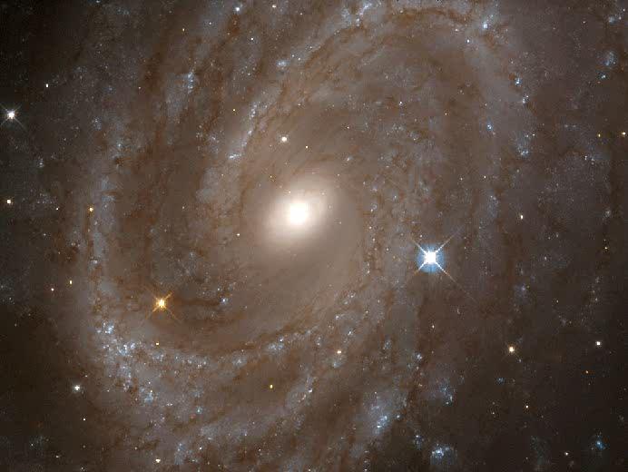 la galaxia ngc 4603
