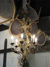 Iron Chandeliers