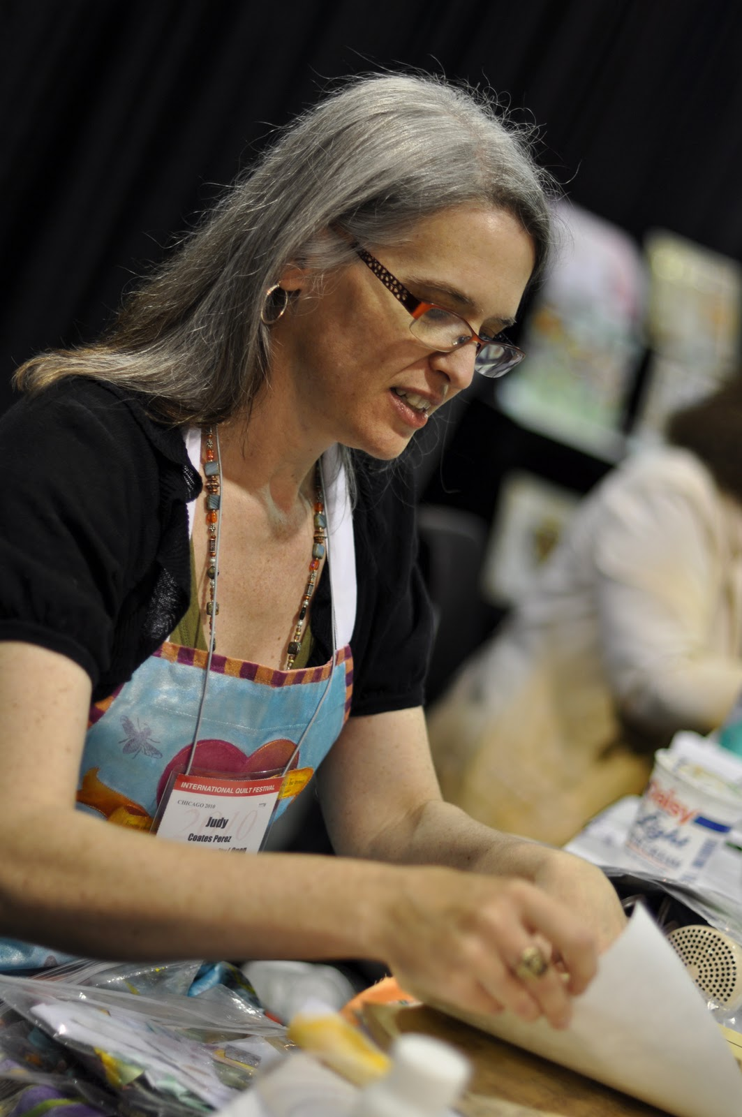 International Quilt Festival Houston Judy Coates Perez