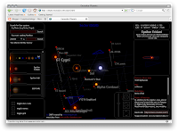 Visualization of Star Sytems and Exoplanets