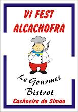 VI FEST ALCACHOFRA LE GOURMET BISTROT