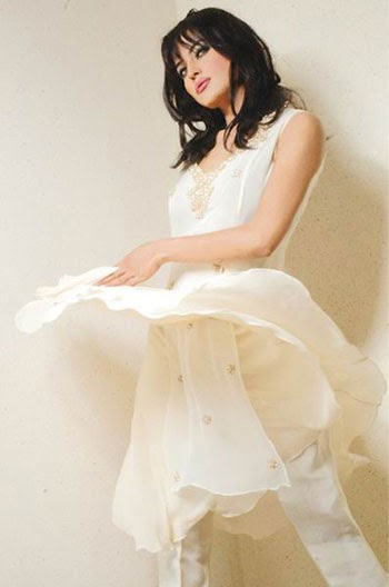 Veena Malik: I have never posed nude - Rediff.com Movies