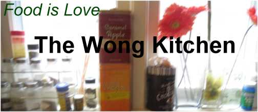 The Wong Kitchen