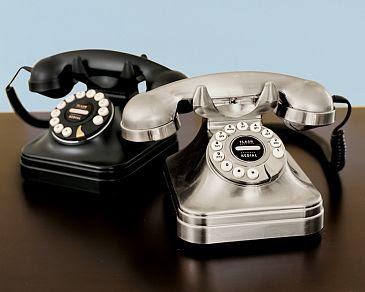 Yeni Tasarimli Nostaljik Telefonlar