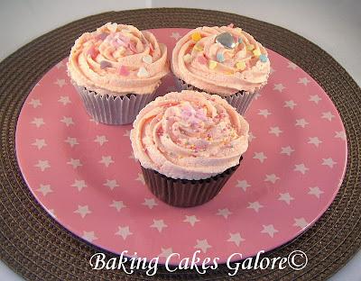 Girly Cupcakes Ideas