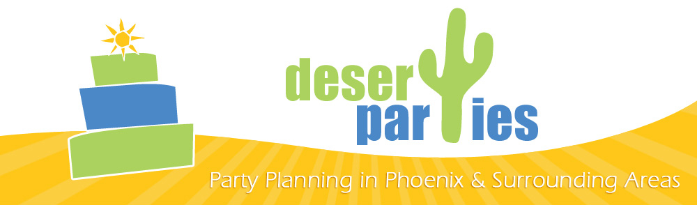Desert Parties - Party Planning in the Phoenix Metro Areas
