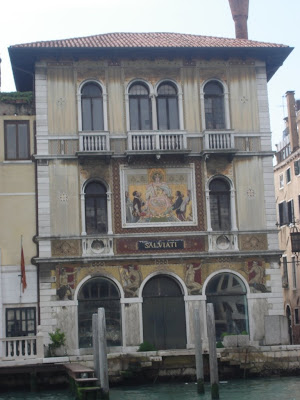 Венеция. Дворцы Гранд Канала