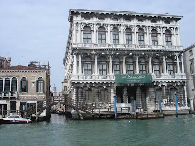 Дворцы Венеции:Ка`Реццонико