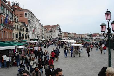 Венеция. Славянская набережная