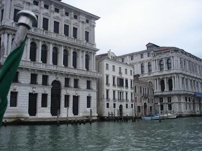 Дворцы Венеции: Ка`Пезаро