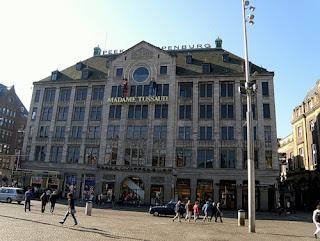 Музеи Амстердама. Музей восковых фигур