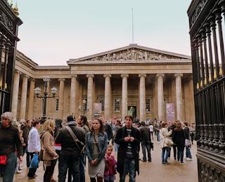Музеи Лондона. Британский музей