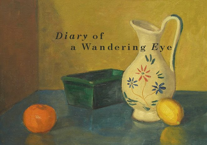 Diary of a Wandering Eye
