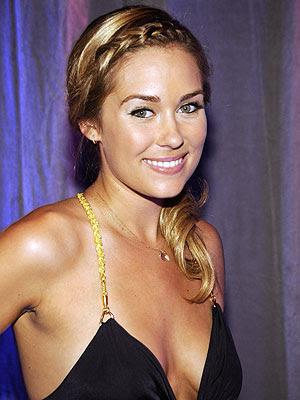 how to get wavy hair like lauren conrad